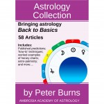 Astrology Collection by Peter Burns